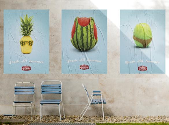 Fresh All Summer Marketing
